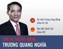 Tiểu sử tân Bí thư Đà Nẵng Trương Quang Nghĩa
