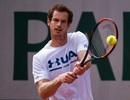 Ngày 3- Roland Garros: Andy Murray, Stan Wawrinka bắt đầu cuộc chơi