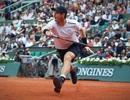 Roland Garros: Á quân Murray dễ dàng nhấn chìm Del Potro