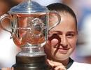 Tài năng 20 tuổi Ostapenko vô địch Roland Garros