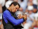 Hạ gục Wawrinka, Nadal lần thứ 10 vô địch Roland Garros