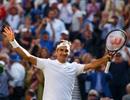 Wimbledon: Djokovic bỏ cuộc, Federer lập kỉ lục vào bán kết