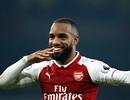 Lacazette lập cú đúp, Arsenal dễ dàng hạ gục West Brom