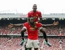 """MU đứng đầu Premier League: Lukaku xứng đáng là """"bom tấn"""""""
