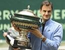 Federer lần thứ 9 vô địch Halle Open