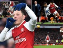 Ozil giúp Arsenal hóa giải cơn khát chiến thắng