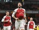 """Arsenal """"dễ thở"""" ở vòng 1/16 Europa League"""