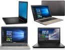 Điểm mặt những mẫu laptop bán chạy nhất quý III/2017 tại Việt Nam