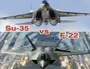 Át chủ bài của Nga giúp Su-35 đánh bại F-22, F-35 Mỹ