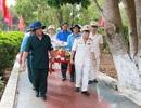 Truy điệu, an táng 14 hài cốt liệt sĩ hy sinh tại chiến trường Campuchia
