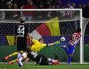 """""""Vượt ải"""" Leverkusen, Atletico giành quyền vào tứ kết"""