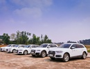 Audi Việt Nam hỗ trợ xe và lái xe phục vụ APEC 2017
