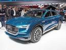 Audi sẽ sản xuất SUV chạy điện