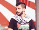 9X Palestine điển trai hút ánh nhìn tại Ngày hội tình nguyện