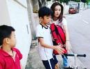 Tạ Đình Phong đón lễ tình nhân bên Vương Phi, Bá Chi bận rộn bên hai con trai