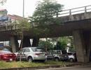 Hà Nội: Bãi để xe dưới gầm cầu vẫn hoạt động sau lệnh cấm
