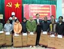 Quảng Trị: Tặng quà Tết cho gia đình chính sách, hộ nghèo dân tộc Pa Kô, Vân Kiều