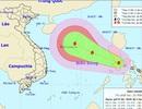 Bão Haikui giật cấp 10 sắp vào Biển Đông