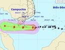 Bão số 16 suy yếu dần, tâm bão có thể không vào đất liền