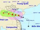 Đêm nay bão số 2 sẽ vào vùng biển các tỉnh Thanh Hóa - Hà Tĩnh
