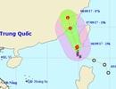 Bão số 9 hướng vào Trung Quốc, Biển Đông có gió giật mạnh