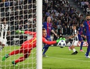 Những khoảnh khắc Barcelona thảm bại tại Juventus Arena