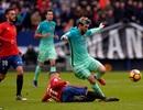 Barcelona tìm chiến thắng đậm để vững ngôi đầu bảng La Liga
