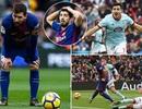 Messi và Suarez ghi bàn, Barcelona vẫn bị cầm chân