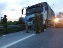 Hà Nội: Bắt 3 đối tượng cướp tiền tài xế xe tải trên đại lộ Thăng Long