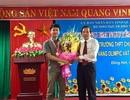 """Lãnh đạo tỉnh Quảng Bình đón, tặng hoa chúc mừng """"chàng trai vàng"""" Olympic Vật lý Quốc tế"""