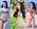 Những hình ảnh khoe dáng nóng bỏng với bikini của Kỳ Duyên