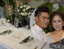 Hình ảnh tiệc cưới sang trọng của Lê Phương tại Sài Gòn