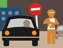 Dừng đỗ xe thế nào để không bị phạt?