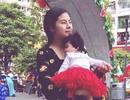 Diễn viên Vân Trang chia sẻ chuyện lần đầu làm mẹ