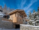 Có gì bên trong biệt thự gỗ giá 8 triệu USD trên núi tuyết An-pơ