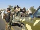 Hàng nghìn binh sĩ Syria và Hezbollah được tăng cường cho Palmyra