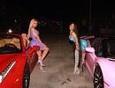 Vũ nữ thoát y bốc lửa bên Nicki Minaj