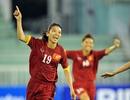 Đội tuyển nữ Việt Nam khởi đầu cho mục tiêu HCV SEA Games 29