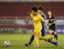 Hà Nam thắng đậm tại giải bóng đá nữ vô địch quốc gia 2017