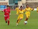 TPHCM lại nới rộng khoảng cách tại giải bóng đá nữ vô địch quốc gia 2017