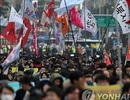 Phiên tòa định đoạt số phận Tổng thống Hàn Quốc Park Geun-hye