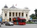Doanh nghiệp xin miễn thuế nhập xe buýt 2 tầng, Bộ Tài chính nói... không!
