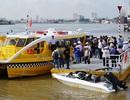 TPHCM: Điều xe buýt đến bến tàu đón khách đi buýt đường sông