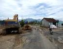 Chưa được bố trí tái định cư, người dân dự án kênh thoát lũ đang sống khổ sở