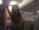 """""""Né"""" phạt sau khi gây rối, nữ doanh nhân bị cấm bay 1 năm"""