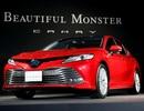 Toyota kỳ vọng Camry có thể cứu doanh số xe con