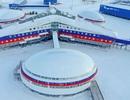 """Nga """"trình làng"""" căn cứ quân sự hình thù độc đáo"""