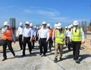 Bộ trưởng GTVT thị sát dự án đường băng số 2 ở Cam Ranh