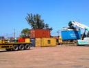 """21 container thuốc lá trị giá trên 42 tỷ đồng """"bỏ quên"""" ở cảng Quy Nhơn"""