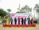 Khởi công công trình phòng học và nhà công vụ Dân trí thứ 16 tại Cao Bằng